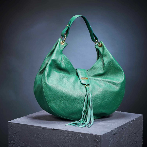 98b685f0e61 FANTASTIC HANDMADE DESIGNER HOBO BAG GENUINE CALF Boutique